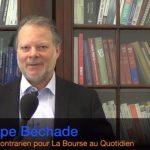 """Philippe Béchade: Tour d'horizon économique, géopolitique et boursier au 13/04/16: """"Une mémoire de poisson rouge!"""""""