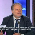 """Philippe Béchade : """" c'était meilleur que prévu mais surtout moins bon qu'avant !"""""""