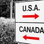 Baisse du huard: Le nombre de Canadiens voyageant aux États-Unis a atteint son niveau le plus bas en six ans