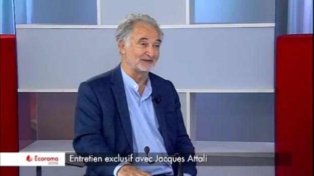 """Jacques Attali: """"Marine Le Pen sera vraisemblablement élue si rien ne change"""""""