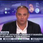 """Olivier Delamarche: """"La baisse du chômage ? C'est une magouille pré-électorale !"""""""