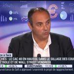 Olivier Delamarche sur BFM Business le Lundi 09 Mai 2016: On est en situation de surendettement partout !