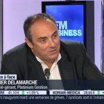 Olivier Delamarche sur BFM Business le 17/05/16: Les seuls acheteurs sur les marchés sont les banques centrales