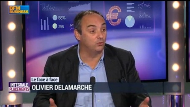 "Olivier Delamarche: ""On sait que le yen s"