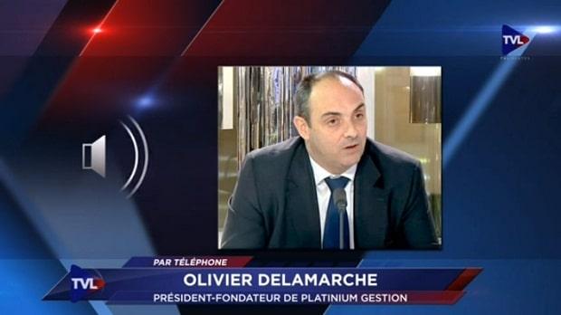 Olivier Delamarche préconise une sortie de la Grèce de la zone euro avant que cela ne se termine mal...