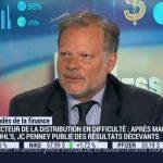 Philippe Béchade: Etats-Unis: le secteur de la distribution est en difficulté
