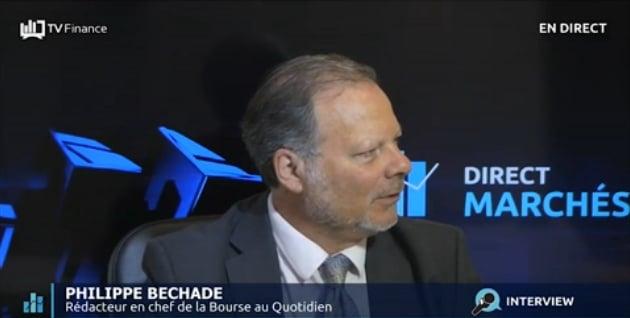 Philippe Béchade: "L