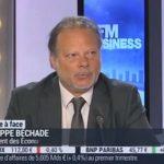 Philippe Béchade sur BFM Business le 04/05/16: La planche à billets est le principal moteur des marchés depuis 6 ans
