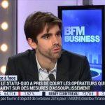 Pierre Sabatier sur BFM Business le 28/04/16