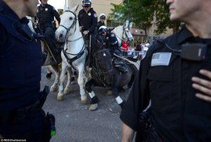 police-montée