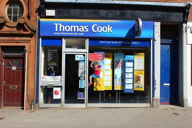 Tourisme: Thomas Cook au bord de la faillite. S