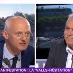"""Loi Travail: Violente altercation:  """"Moi j'me tire !""""… excédé, Christophe Caresche (PS) quitte le plateau de LCP en Direct"""