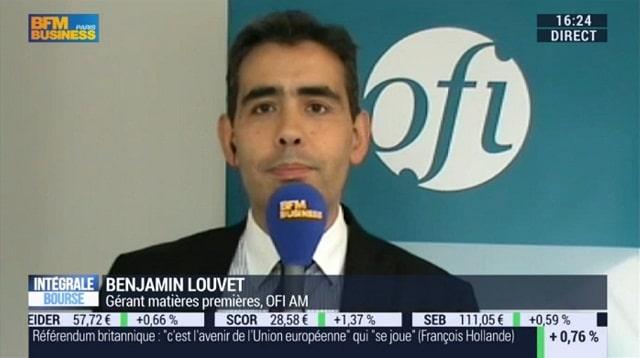 """Benjamin Louvet: """"La production aurifère va sans doute baisser de façon irrémédiable et assez rapide !"""""""