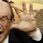 Greenspan: l'inflation arrive, il est temps de revenir à l'étalon-or