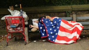 homeless usa Etats-unis
