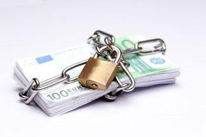 liasse euros assurance vie bloquée