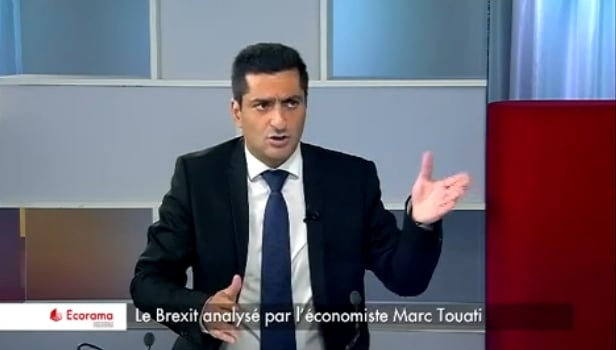 """Marc Touati: Brexit : """" Nous sommes à la veille d"""
