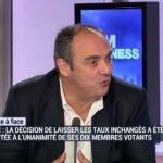 Olivier Delamarche: «Yellen est dans un corner. Elle ne relèvera pas ses taux !»