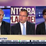 Olivier Delamarche et Pierre Sabatier sur BFM Business le Lundi 20 Juin 2016