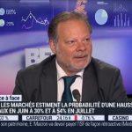 Philippe Béchade sur BFM Business le 01/06/16: On laisse les banques centrales fixer chaque jour le prix des actions et des obligations