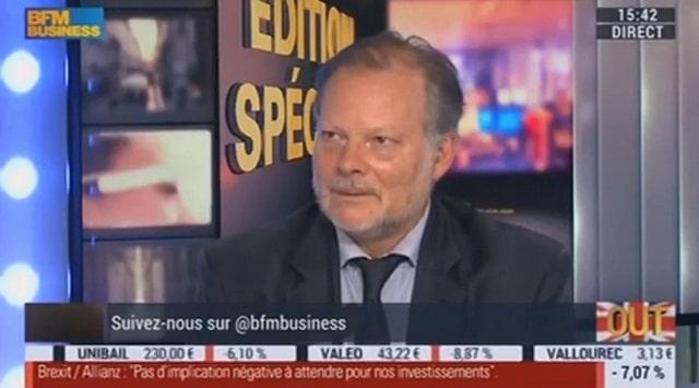 Philippe Béchade: l'Europe qui apporte la prospérité et la paix...il y a tromperie sur la marchandise pour les anglais