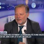 Philippe Béchade: «La FED ne fera rien le 15 juin, ce serait une erreur stratégique»
