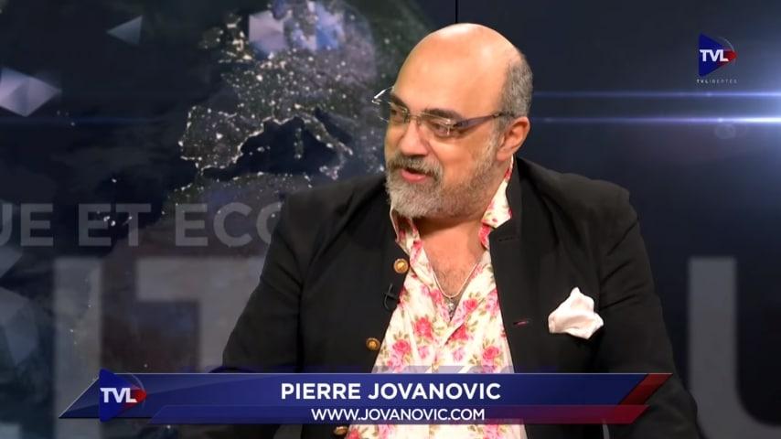 TV Libertés: La revue de presse avec Pierre Jovanovic– Juin 2016: Un monde de dettes !
