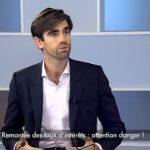 Pierre Sabatier: Remontée des taux d'intérêts: attention danger !