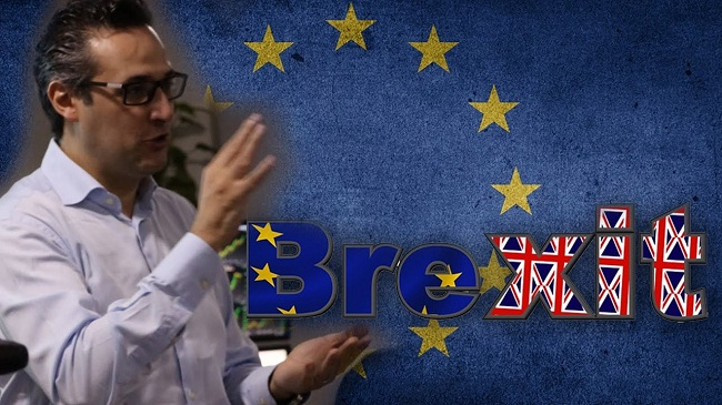 Thami Kabbaj: Brexit: Il y a eu un véritable bain de sang sur les marchés. Le risque c