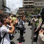 Au Venezuela, la pénurie de nourriture jette les manifestants dans la rue