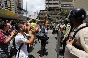venezuela-manifestants