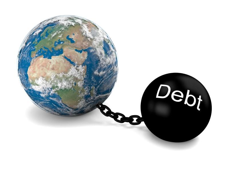 Dette mondiale: ces 237.000 milliards de $ qui menacent les marchés...