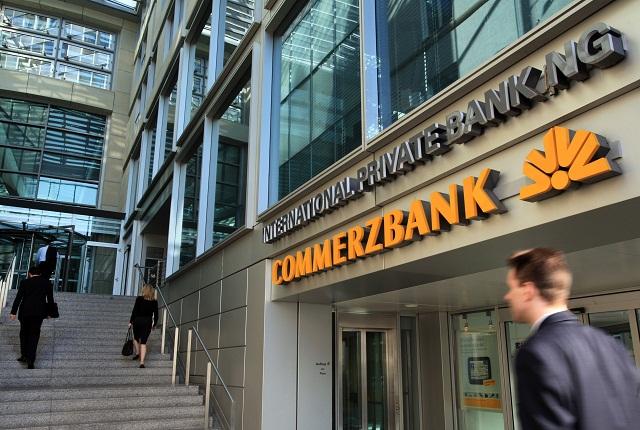 Commerzbank va supprimer 4.300 emplois dans le monde