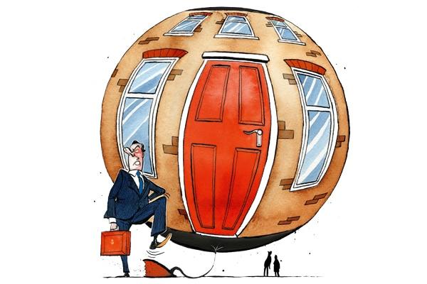 Philippe Herlin: La bulle immobilière mondiale grossit, prenez vos précautions