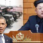 """Les sanctions financières prises par Washington contre Kim Jong-Un sont une """"déclaration de guerre"""""""