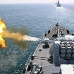 "Pékin met en garde contre le risque de ""conflit"" en mer de Chine"