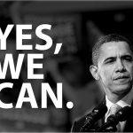 """Etats-Unis: 3% de Croissance du Pib ? …"""" YES WE CAN !"""" Barack OBAMA, seul Président à ne les avoir jamais dépassés."""