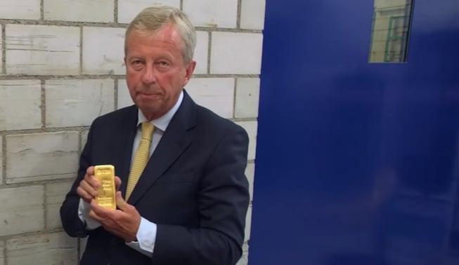 Egon Von Greyerz: Les banques centrales mènent les gens à l'abattoir. L'Or est l