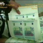 Italie: Saisie de 7 millions d'euros en faux billets