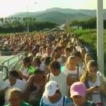 Les Vénézuéliens se ruent en Colombie pour acheter aliments et médicaments
