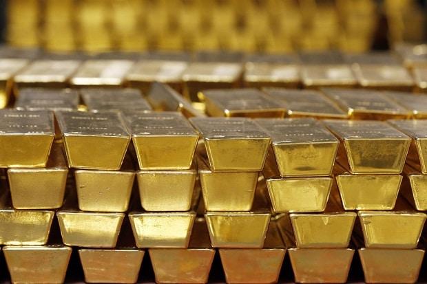 Waouh !! Les réserves d'Or du Kazakhstan ont augmenté en Décembre 2018 pour le « 75ème mois d'affilée » !!!