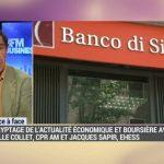 """Jacques Sapir: """"Le secteur bancaire de certains pays européens est gravement malade"""""""