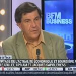 Jacques Sapir sur BFM Business le 05/07/16: Une grande partie du secteur bancaire en Europe est très gravement malade