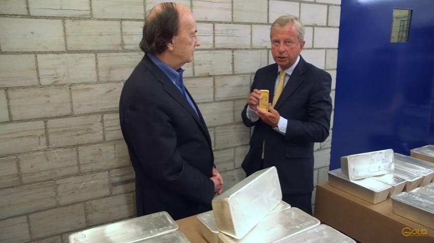 Exclusif: Jim Rickards et Egon von Greyerz discutent de l'or à 10 000 dollars l