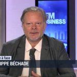 """Philippe Béchade: """"Les consommateurs américains sont morts"""""""