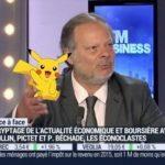Philippe Béchade: Pokémon GO repousse les frontières de l'inintelligence artificielle