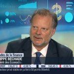Philippe Béchade: Le marché est en lévitation, il s'appuie même sur le vide !