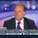 Philippe Béchade: C'est le 15ème mois consécutif de baisse des quantités de marchandises transportées aux Etats-Unis