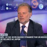 """Philippe Béchade: Plan relance au Japon: """"L'argent sort de nulle part. Il suffit de l'inventer"""""""