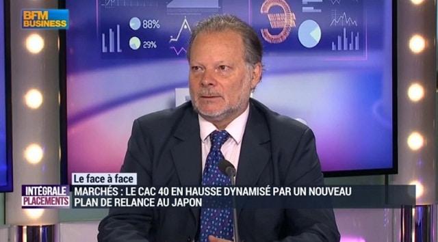 """Philippe Béchade: Plan relance au Japon: """"L"""
